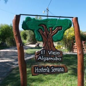 Fotos de l'hotel: El Viejo Algarrobo - Hosteria Serrana, Merlo