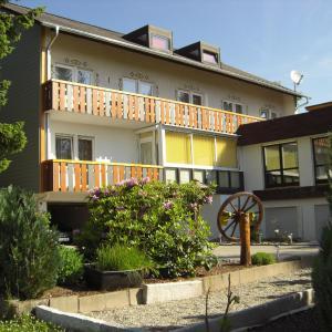 Hotelbilleder: Pension Zum Köhler, Schönwald