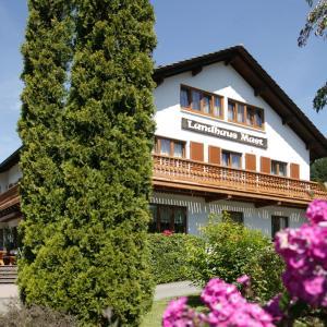 Hotel Pictures: Landhaus Mast, Baiersbronn