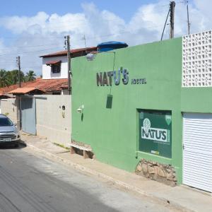 Hotel Pictures: Natu's Hostel, Barra de São Miguel