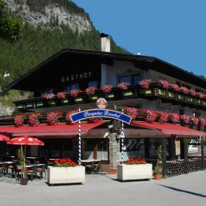 Hotellikuvia: Gasthof Risserhof, Scharnitz