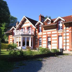Hotel Pictures: La Villa des Rosiers, Cricquebœuf
