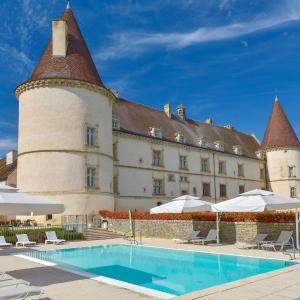 Hotel Pictures: Hôtel Golf Château de Chailly - Châteaux et Hôtels Collection, Chailly-sur-Armançon