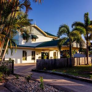 ホテル写真: Shamrock Gardens Motel, マッカイ