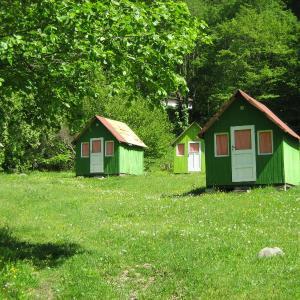 Hotellikuvia: Camping Bor, Rilski Manastir