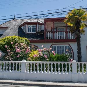 Фотографии отеля: Costanera Hostel, Dalcahue