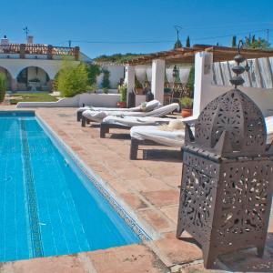 Hotel Pictures: Finca Los Pinos, Villanueva del Rosario