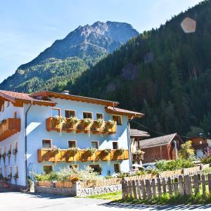 ホテル写真: Tirolerhof - Frühstückspension und Appartmenthaus, Kaunertal