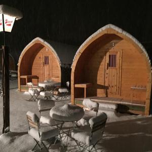 ホテル写真: Inn-side Adventure Cabins & Camping, Haiming