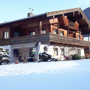 ホテル写真: Landhaus Mair, Uderns