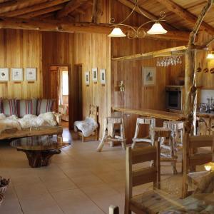 Hotellikuvia: Cabaña Florencia, Villa Meliquina