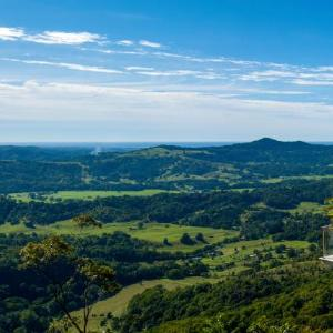 Фотографии отеля: Koonyum Range Retreat, Mullumbimby