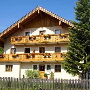 Fotos do Hotel: Pension Tannhof, Fuschl am See