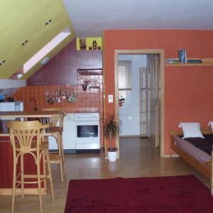Hotel Pictures: Apartmán Pod lesem, Lipova Lazne