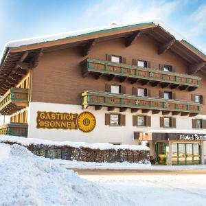 Fotografie hotelů: Hotel Sonne, Wagrain