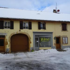 Hotel Pictures: Les Remparts, Nozeroy
