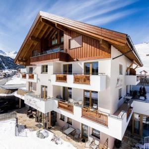 Фотографии отеля: Alpin Apart Bacher, Серфаус