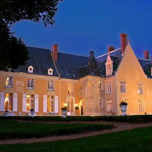 Hotel Pictures: Chateau De La Barre, Conflans-sur-Anille
