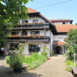 Hotelbilleder: Gasthof Küssaburg, Küssaberg