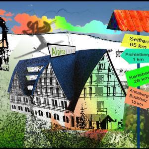 Hotelbilleder: Alpina Lodge Hotel Oberwiesenthal, Kurort Oberwiesenthal
