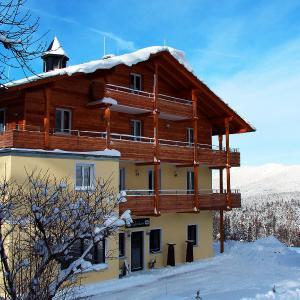 Hotelbilleder: Berghotel Mooshütte, Lohberg