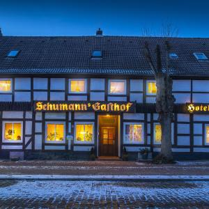 Hotelbilleder: Schumann`s Hotel garni, Rendsburg