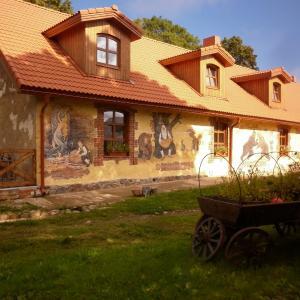 Hotel Pictures: Kuldkaru Manor, Valaste