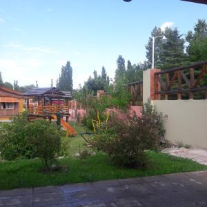 Zdjęcia hotelu: Cabañas Alunmew, Potrero de los Funes