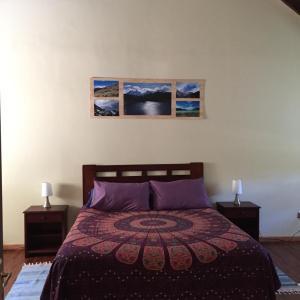 酒店图片: Bed and Breakfast Casita Grande Antumalén, 普孔