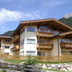 Hotelbilleder: Appartement Grünwaldhof Top 5, Waidring