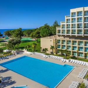 ホテル写真: Hotel Laguna Materada, ポレッチ
