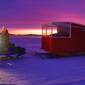 Hotel Pictures: Lake Inari Mobile Cabins, Inari