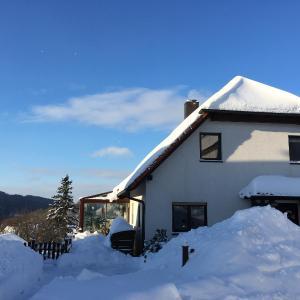 Hotel Pictures: Ferienwohnung Rennsteigblick, Suhl