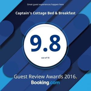 Foto Hotel: Captain's Cottage Bed & Breakfast, Moama