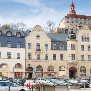 Hotel Pictures: Hotel U Beránka Náchod, Náchod
