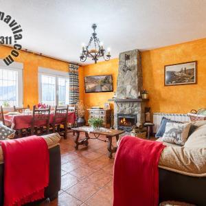 Фотографии отеля: La Pasailla de Gredos, Navacepeda de Tormes