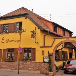 Hotelbilleder: Ellenbergs Restaurant & Hotel, Heßheim