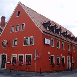 Hotel Pictures: Gasthof Weißes Roß, Kleinostheim