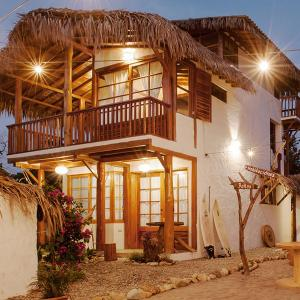 Hotel Pictures: Ganso & Búho, Ayampe