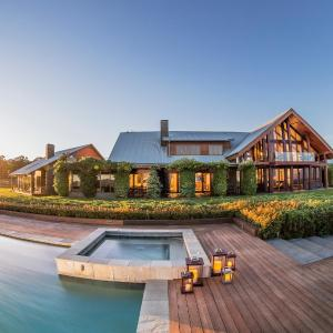 酒店图片: Spicers Peak Lodge, Maryvale