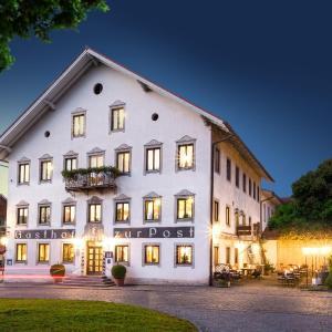 Hotel Pictures: Gasthof zur Post, Eberfing