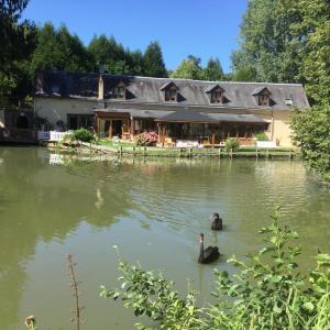 Hotel Pictures: Le Moulin Calme, Luceau