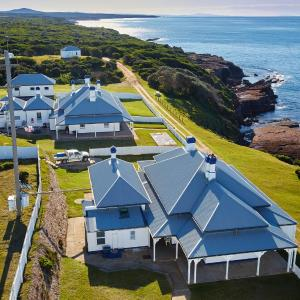 Hotel Pictures: Green Cape Lightstation Cottages, Kiah