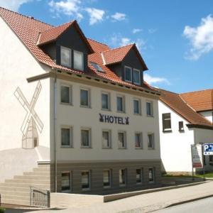 Hotelbilleder: Hotel in der Mühlenstadt, Woldegk