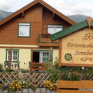 ホテル写真: Ferienwohnungen Sonnberger, Seeboden