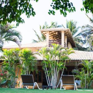 Hotel Pictures: Refúgios Parajuru - Villa Cristiano, Parajuru