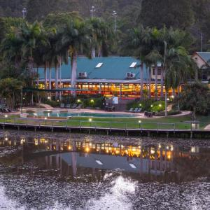 Fotografie hotelů: Cedar Lake Country Resort, Nerang