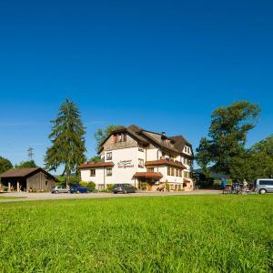 Hotelbilleder: Landgasthof Kinzigstrand, Biberach bei Offenburg