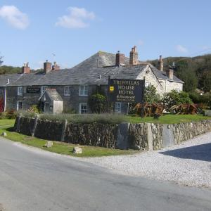 Hotel Pictures: Trehellas Country House Hotel & Restaurant, Bodmin