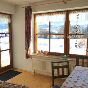 Hotel Pictures: Ferienwohnung Rottachseeblick in Moosbach, Sulzberg